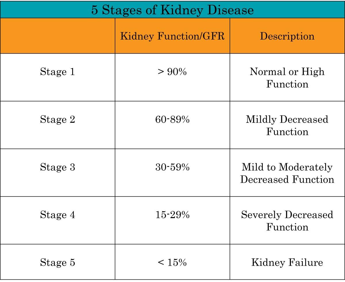 CKD Stage - 5 Needs Treatment