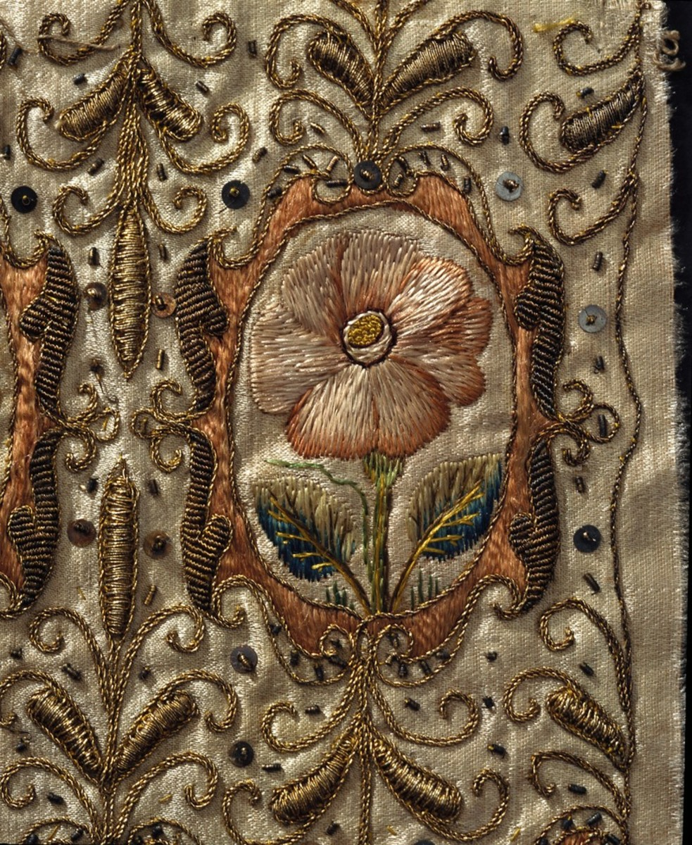 1620s embroidery
