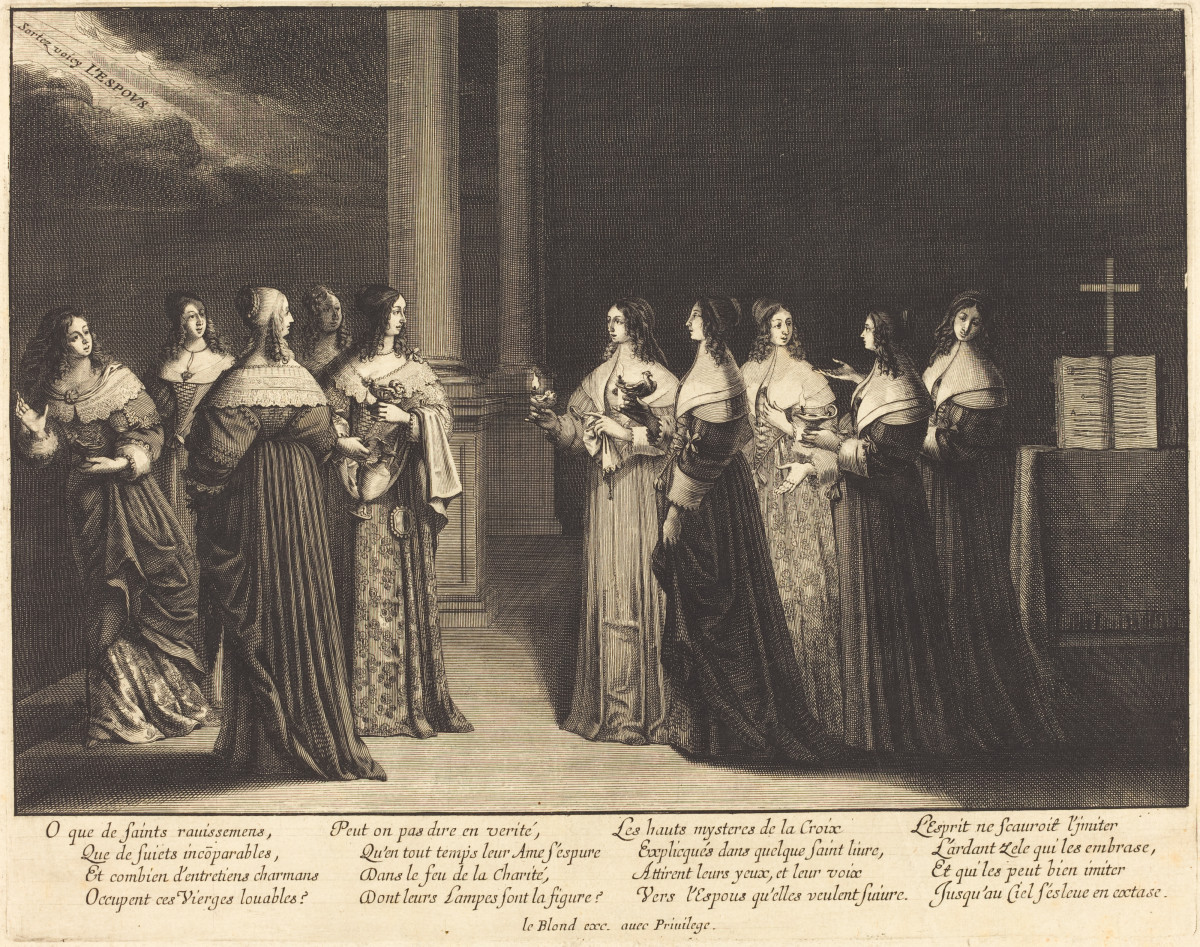 Women's Fashions of the 1600s