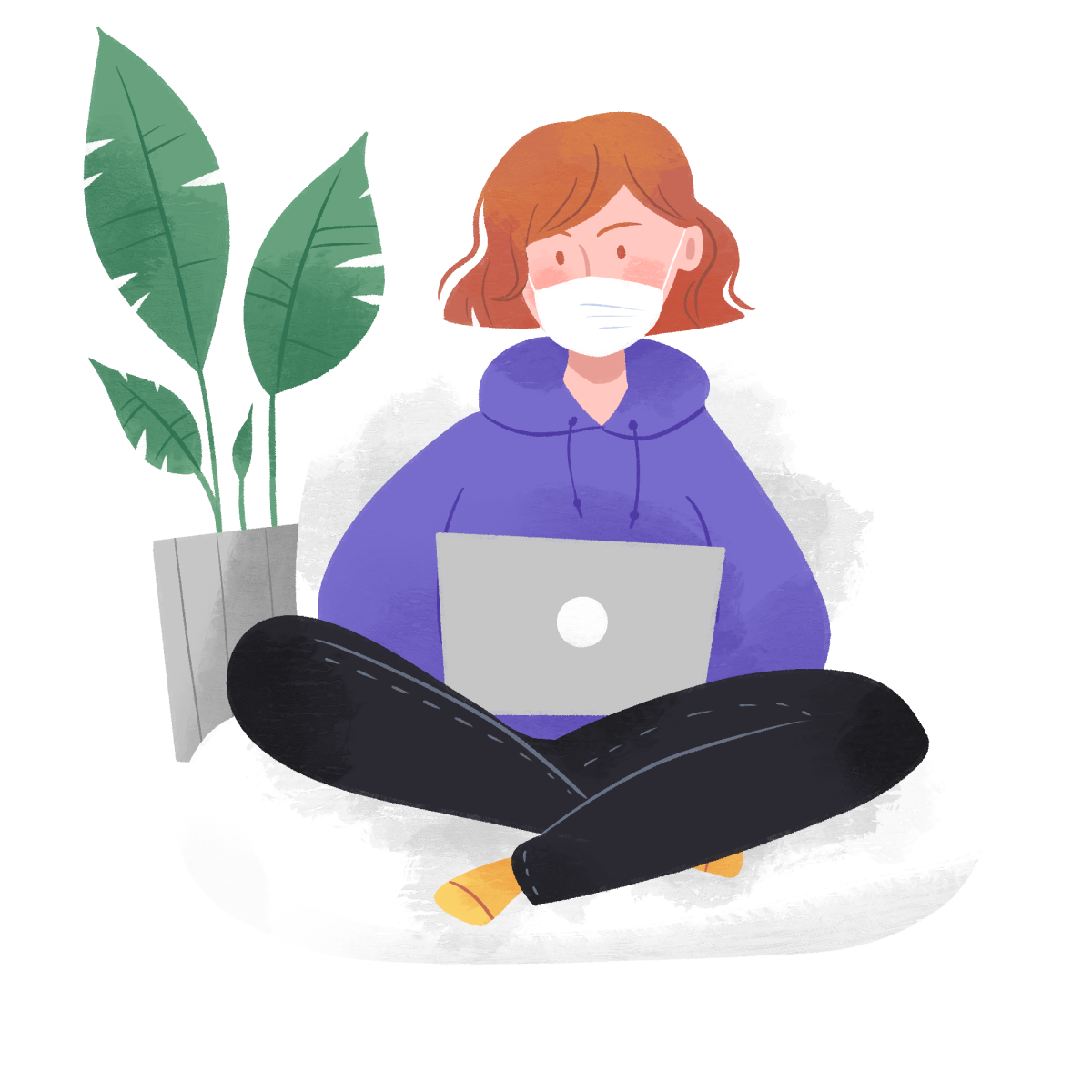 Working at Home - How to Keep Being Productive