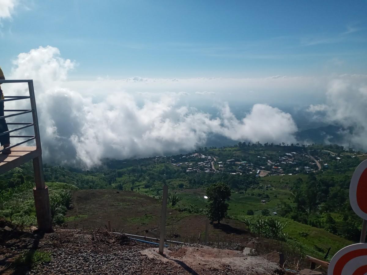 On Top of Phu Thap Boek