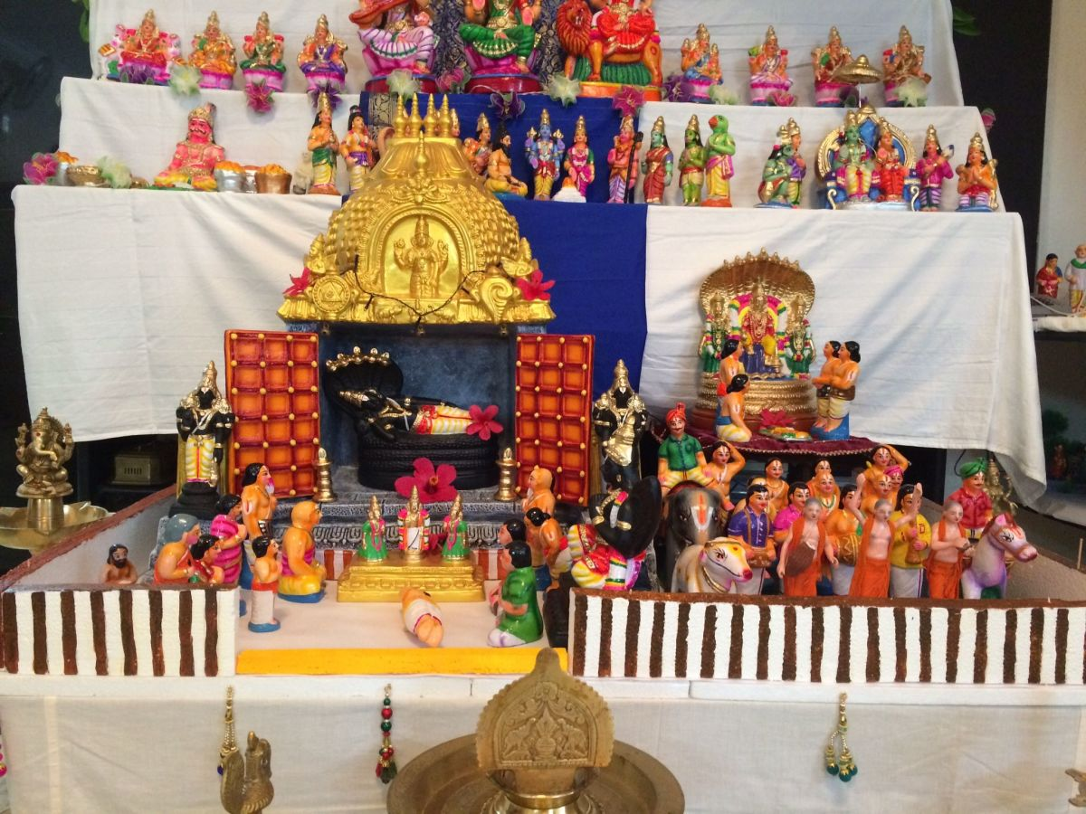 Temple theme