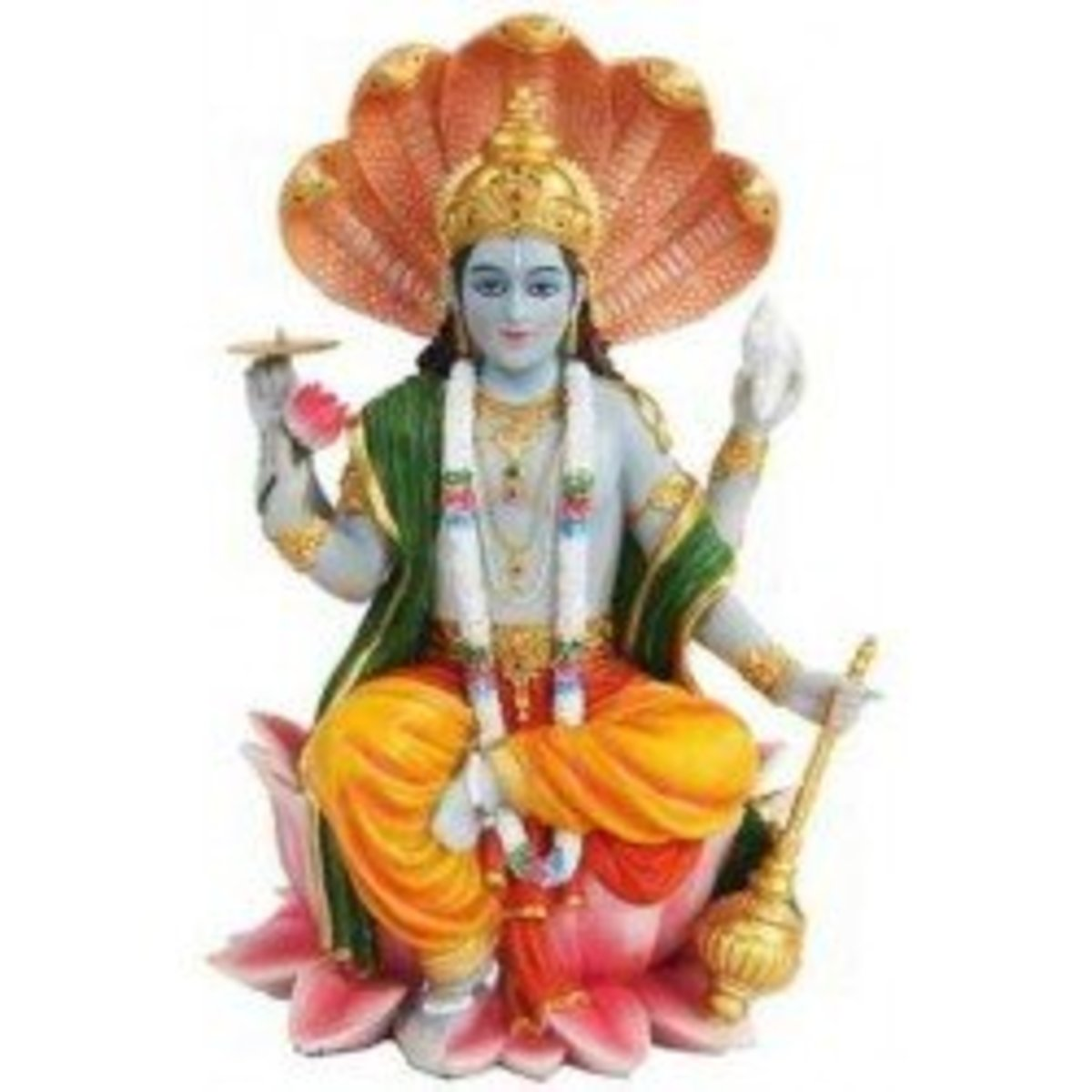 Vishnu doll