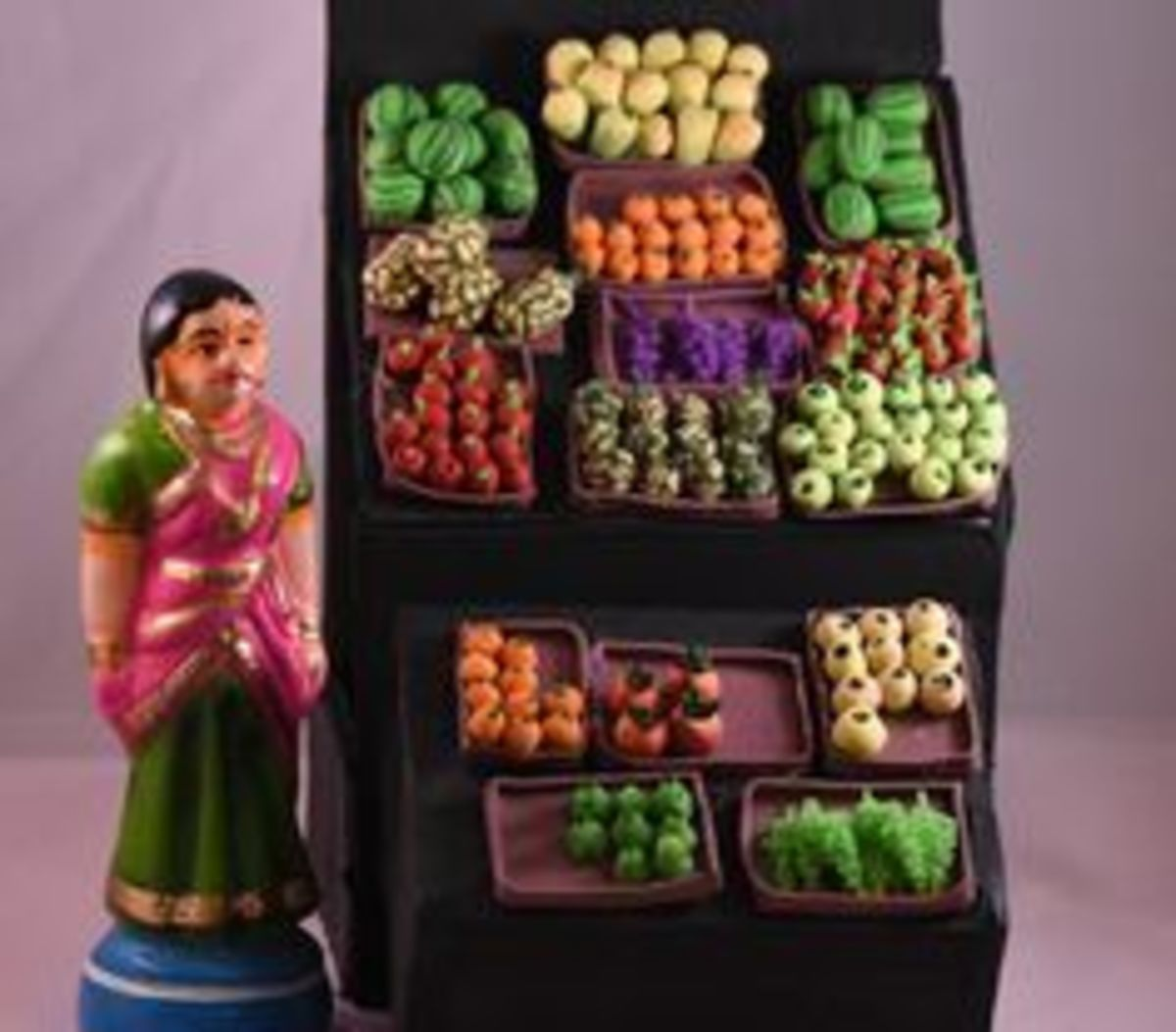 Fruits&vegetables dolls