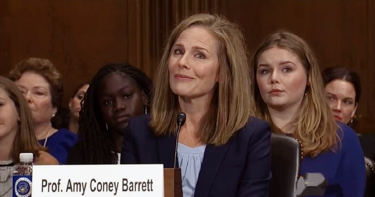 Amy Coney Barrett, Not Only Claims to be Catholic, She Actually Seeks to Live by Faith