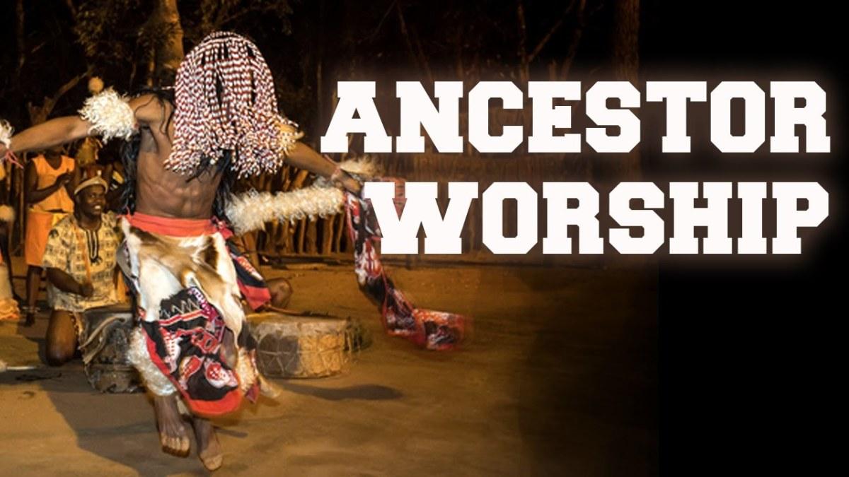 The Bible forbids ancestor worship