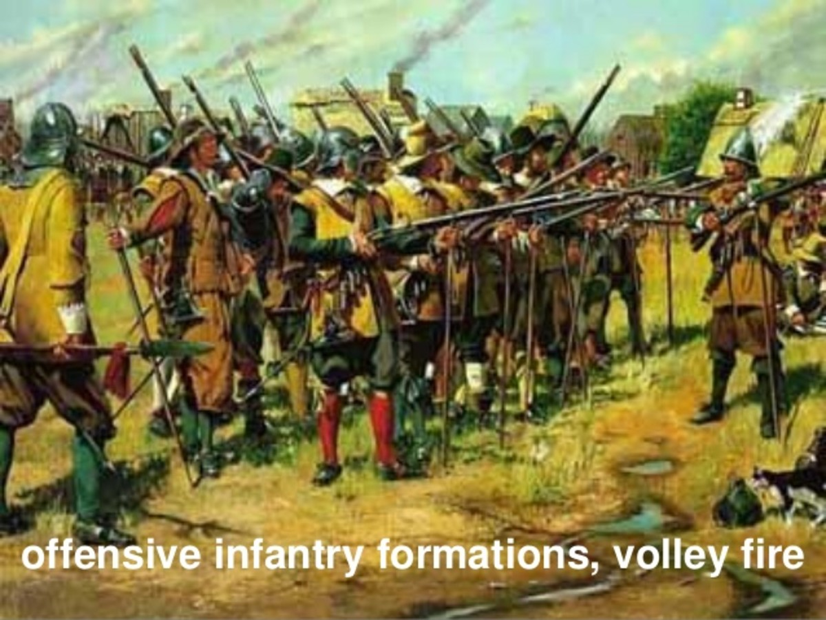 Offensive Infantry