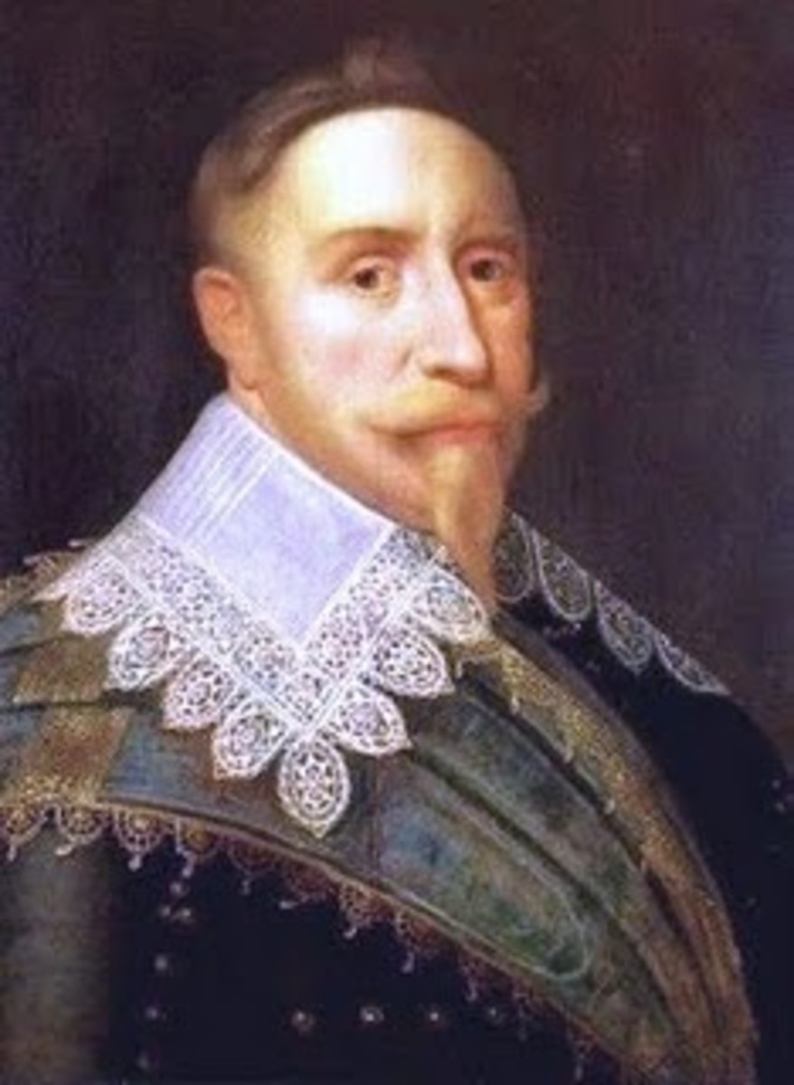 King Gustavus II Adolphus: Father of 20th Century Combined Arms Warfare