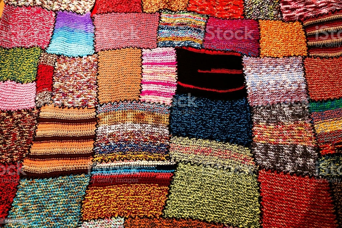 10 Authentic Online Stores to Buy Patchwork Rugs