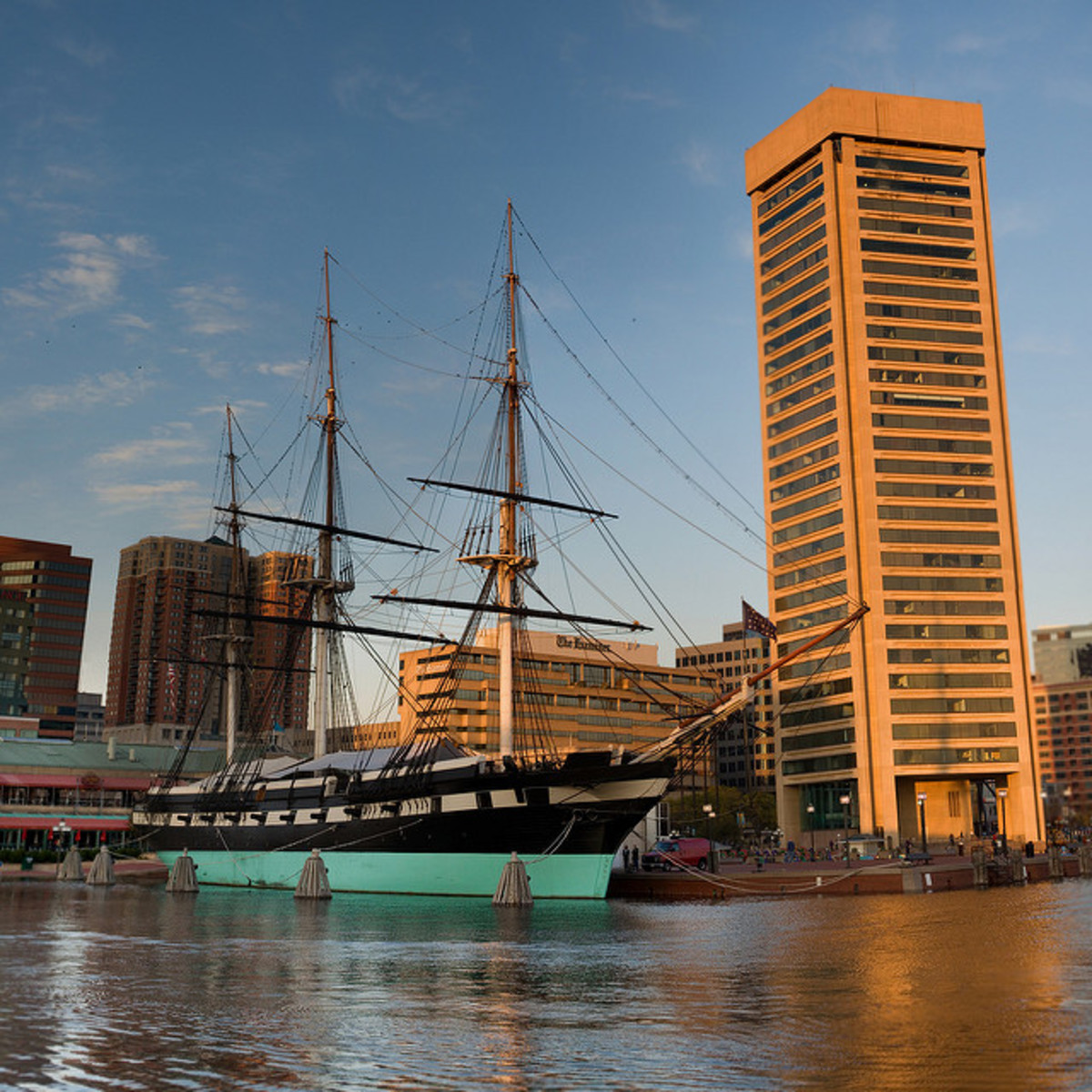 Tour a Tall Ship