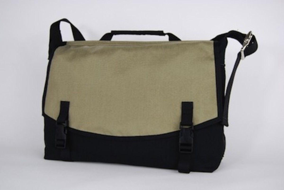 Incognito camera bag by CourierWare