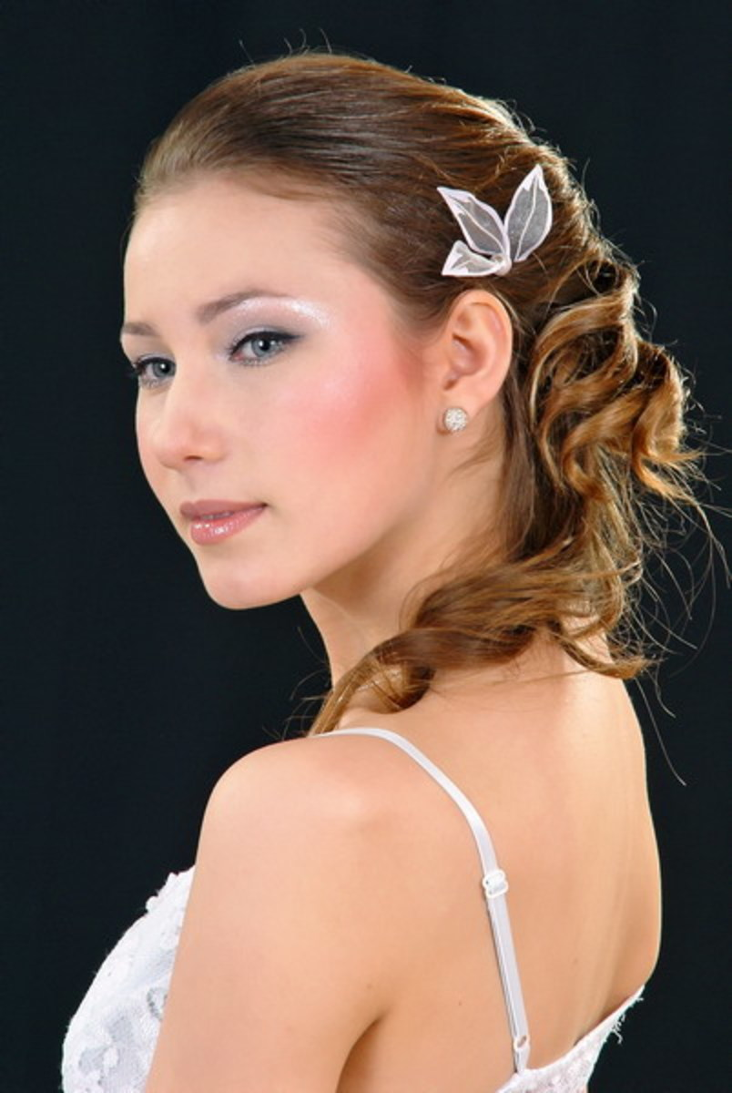 Hair updos for prom 1