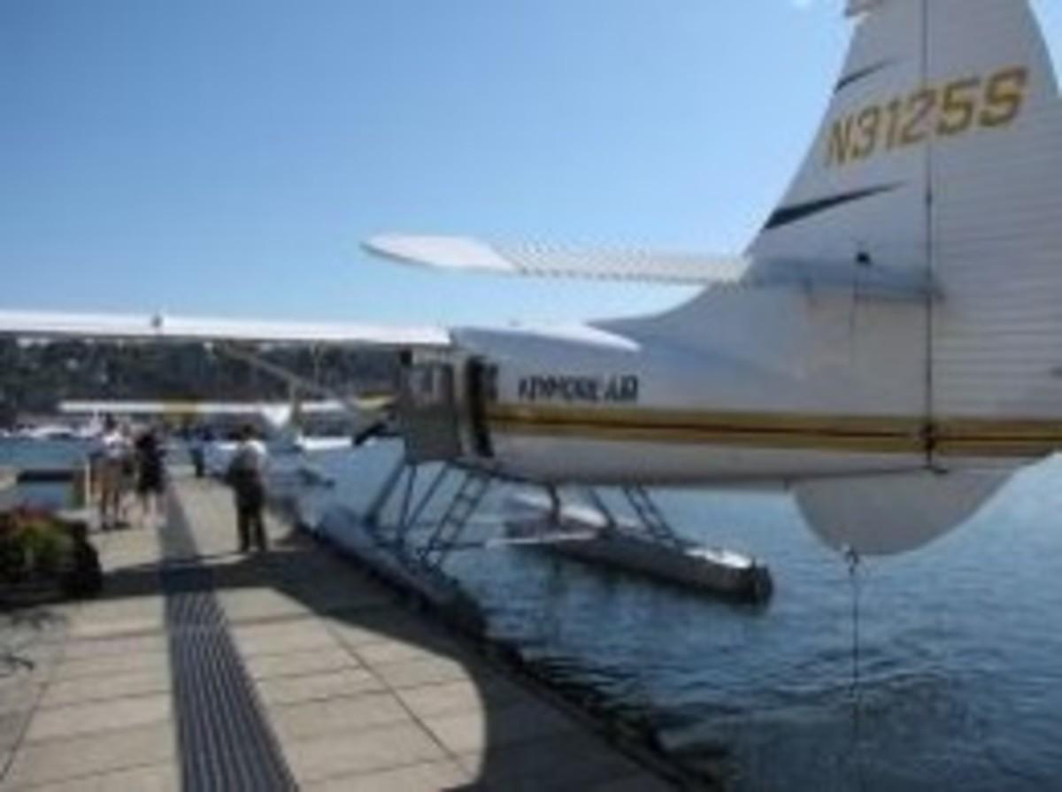 Kenmore Air Float Plane