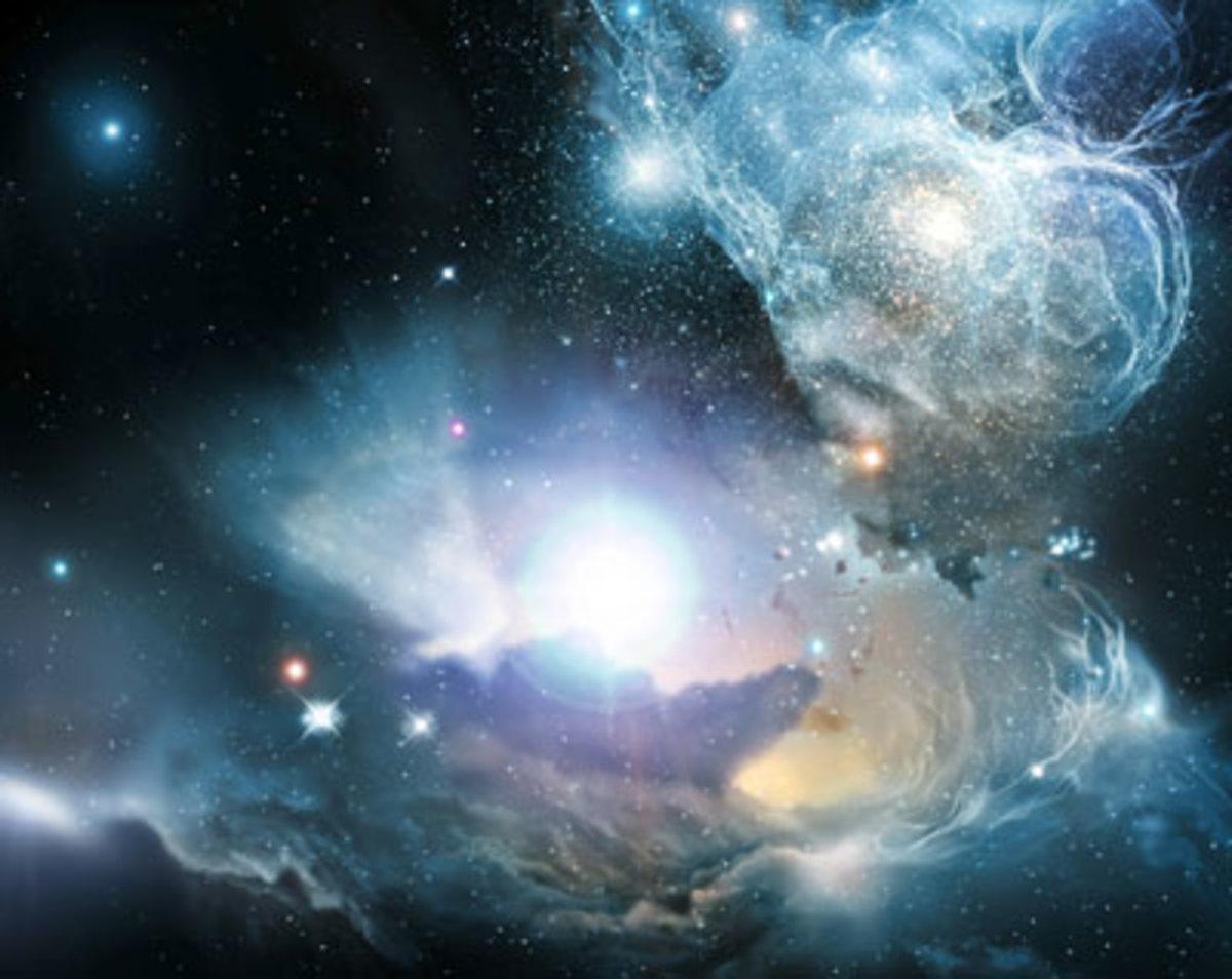 Our enchanting Universe, NASA photo