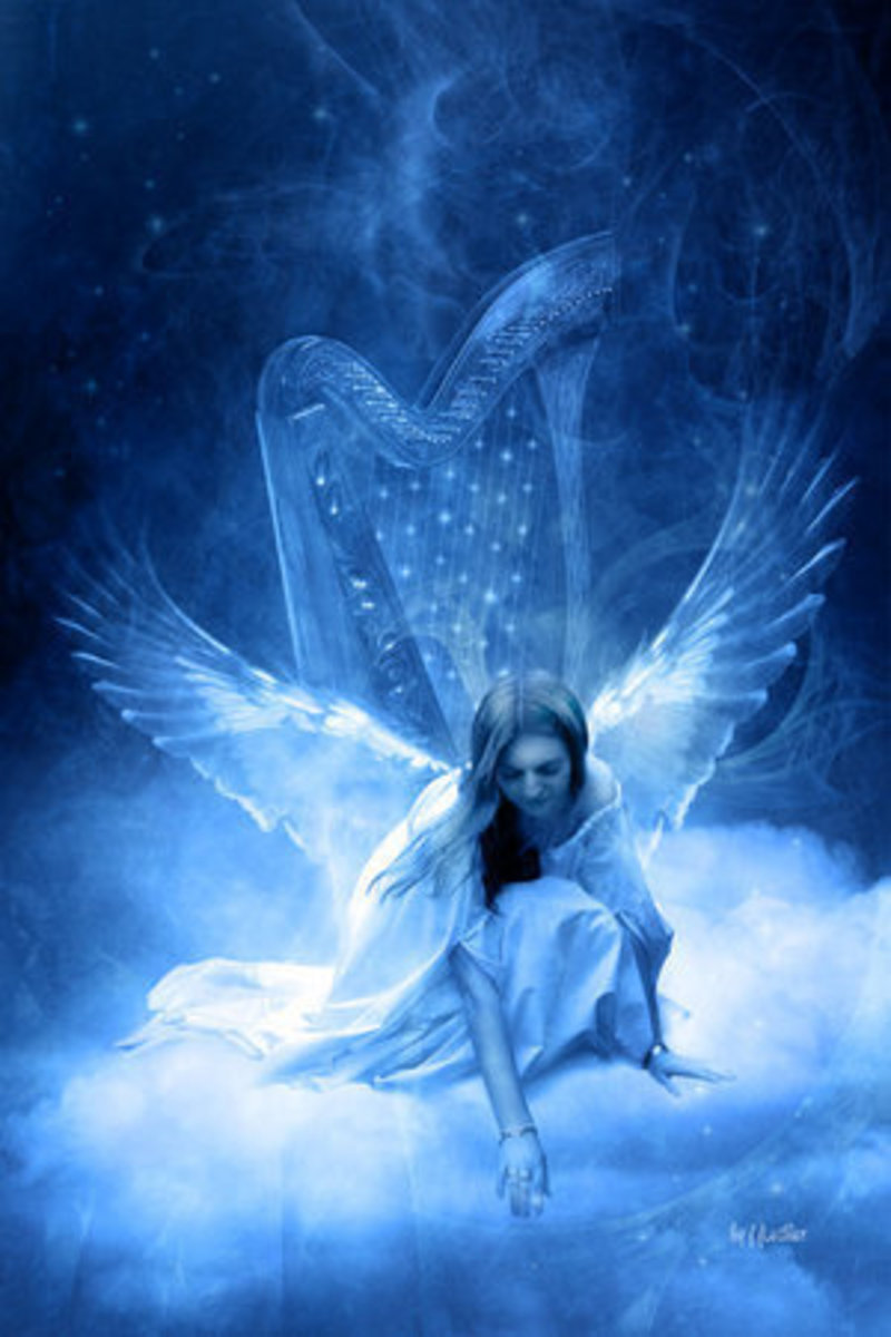 ANGELS OF KARMA, Deep Trauma Healing and Karma Healing and Release