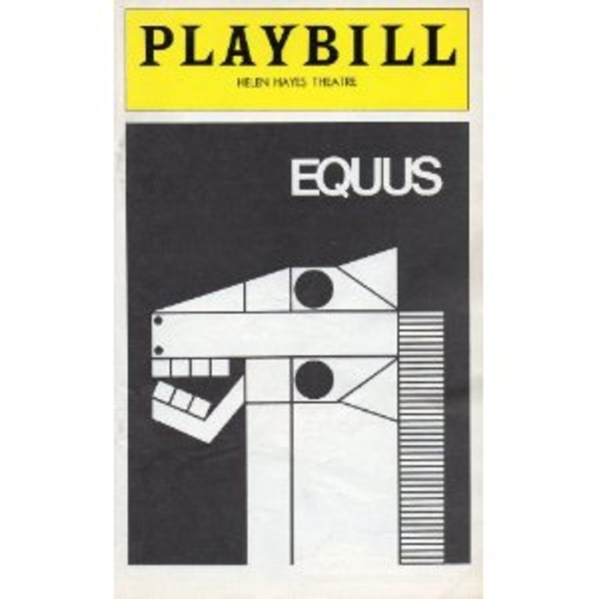 a plot overview of peter shaffers brutal play equus Free essay on equus by peter shaffer plot summary of equus an analysis of the play equus by peter shaffer in the play equus by peter shaffer.