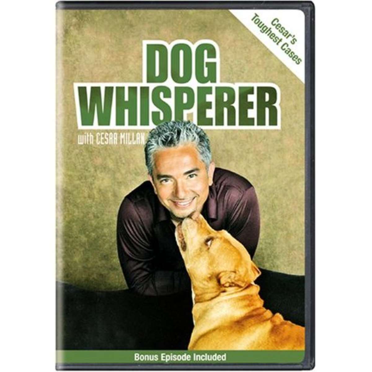 Dog Whisperer with Cesar Millan: Cesar's Toughest Cases. From Amazon.com