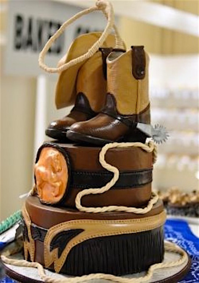 Cowboy Birthday Party Ideas for Kids (or Anyone!)!