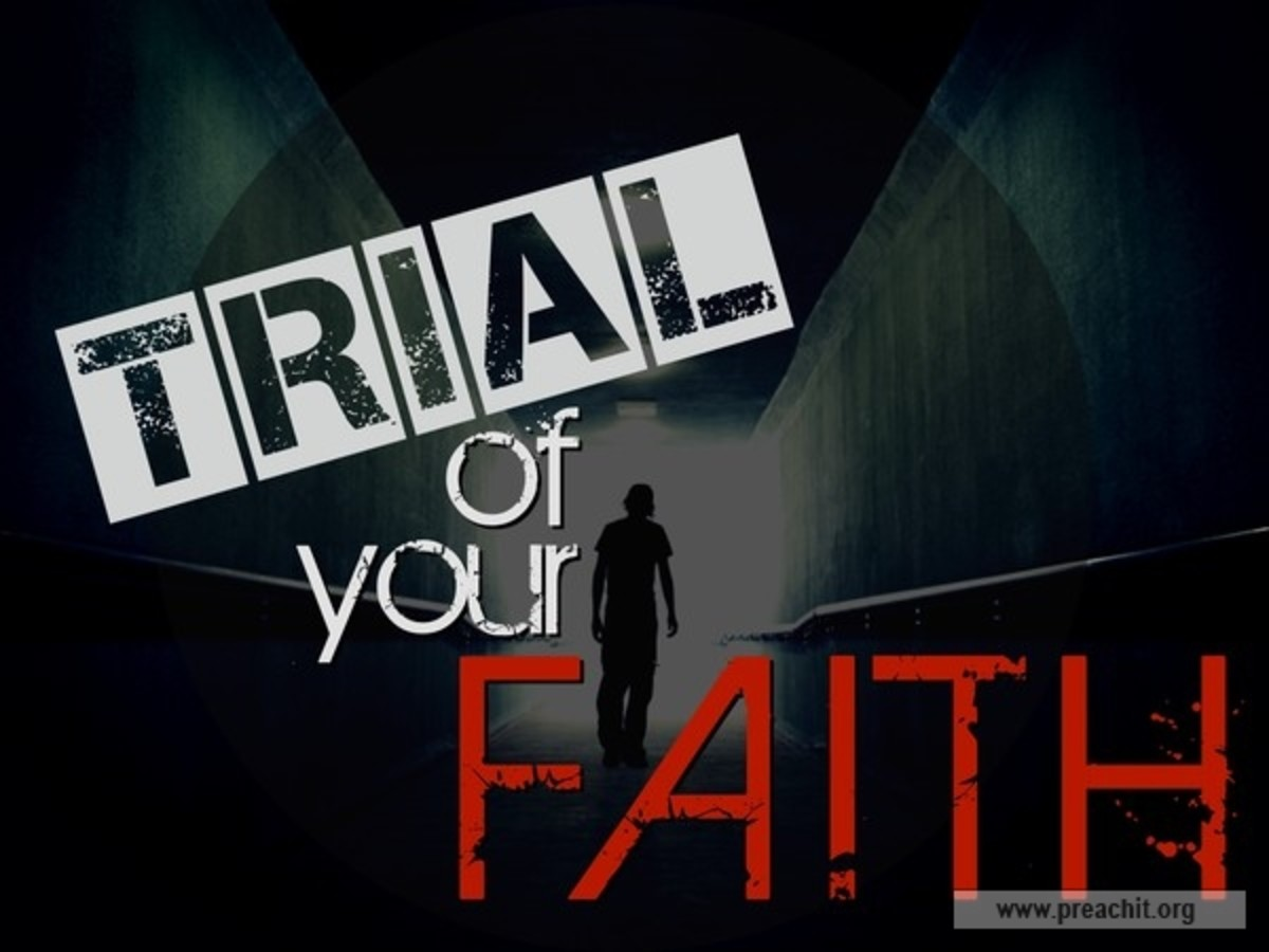 Trial of your faith