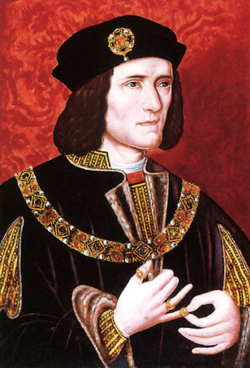 Did Richard III Really Murder the Princes in the Tower?