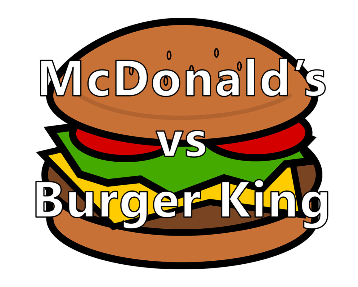 Mcdonalds vs burger king which is healthier essay Coursework