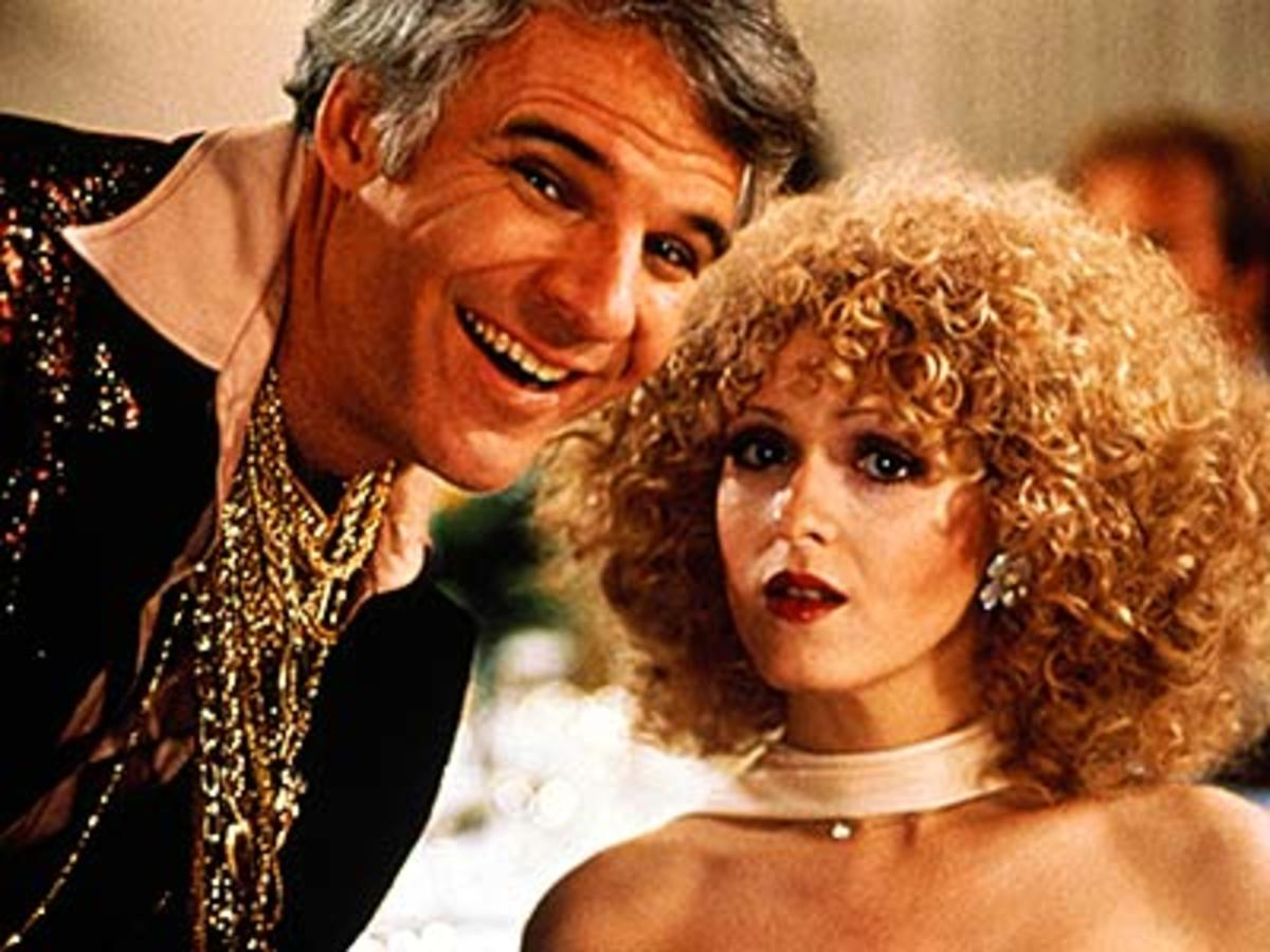 Bernadette Peters in The Jerk with Steve Martin