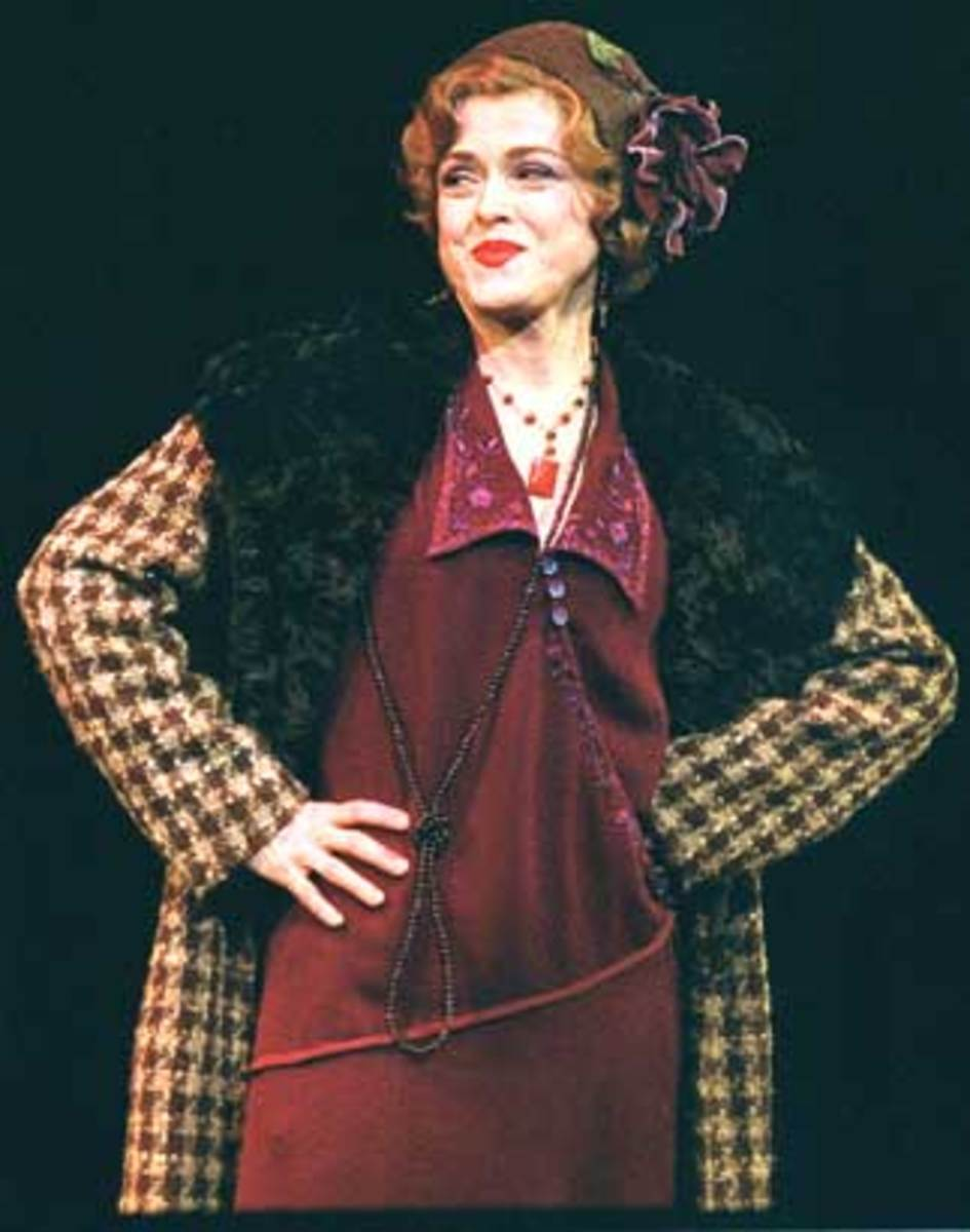 Bernadette Peters in Gypsy