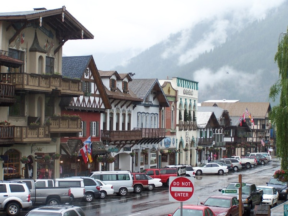 Summer Activities in Leavenworth, WA