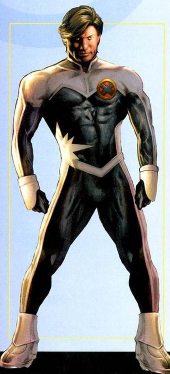 X-Men and Alpha Flight's Northstar