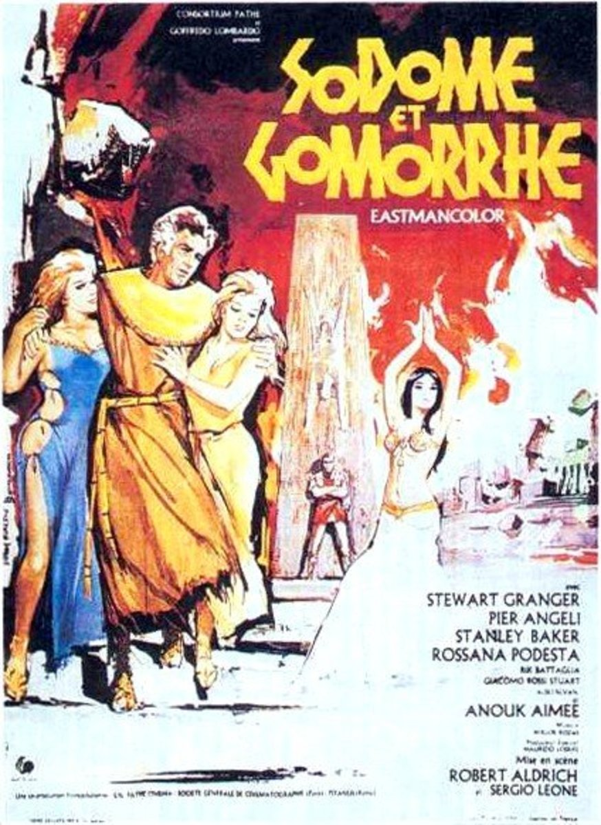 Sodom inspired a movie or two, including this Aldrich film