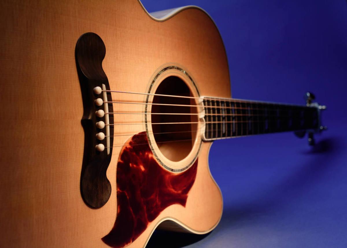 Guitar Haiku