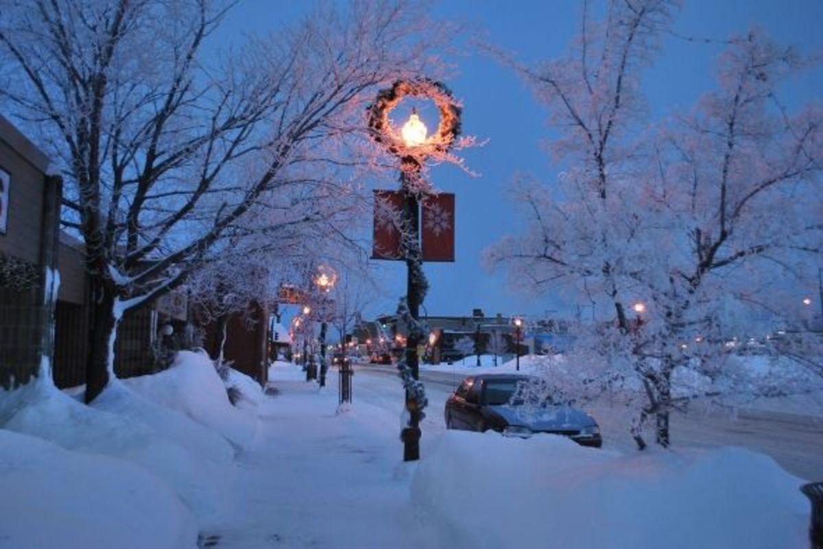 Frosty Morn'