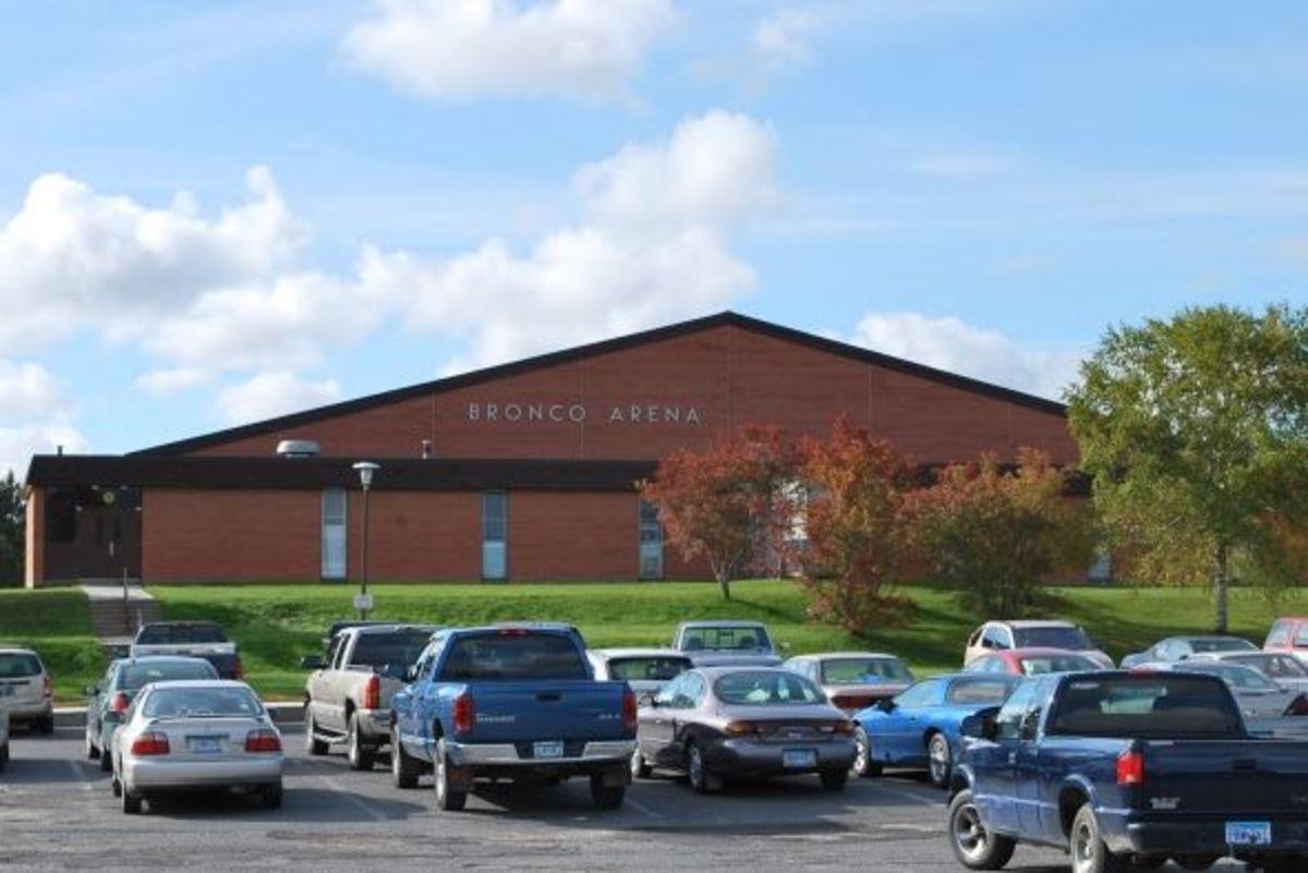Bronco Arena