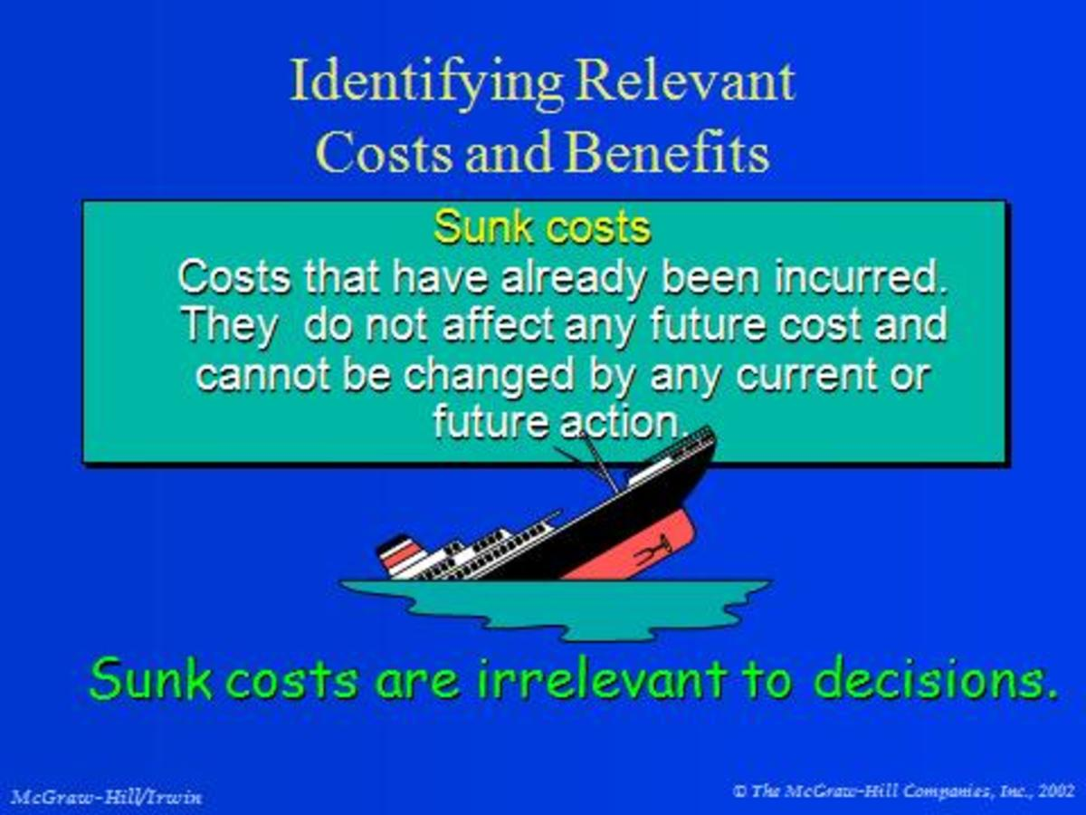 relevant costs and decision making Focusing on only the costs relevant to a specific decision being made it simplifies  the decision-making process as it ignores cost data that is irrelevant, or will not.