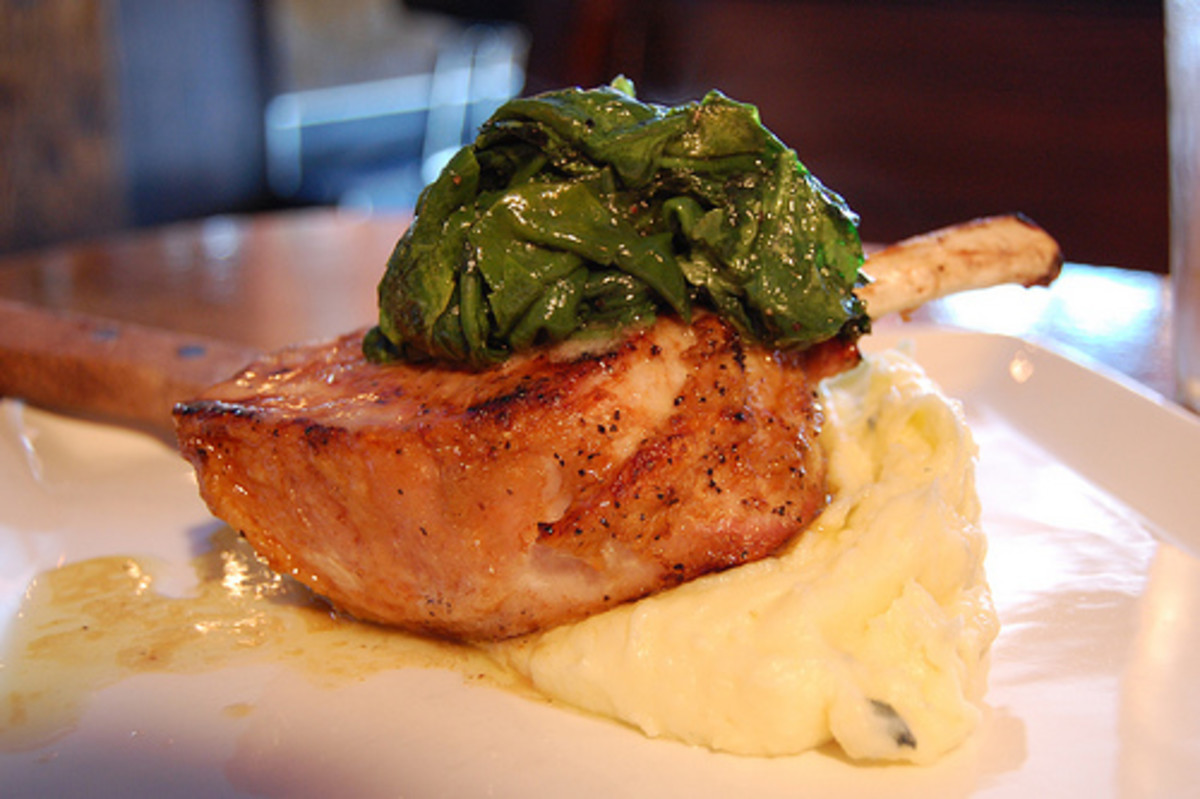 How to Cook Thick Pork Chops that Stay Juicy