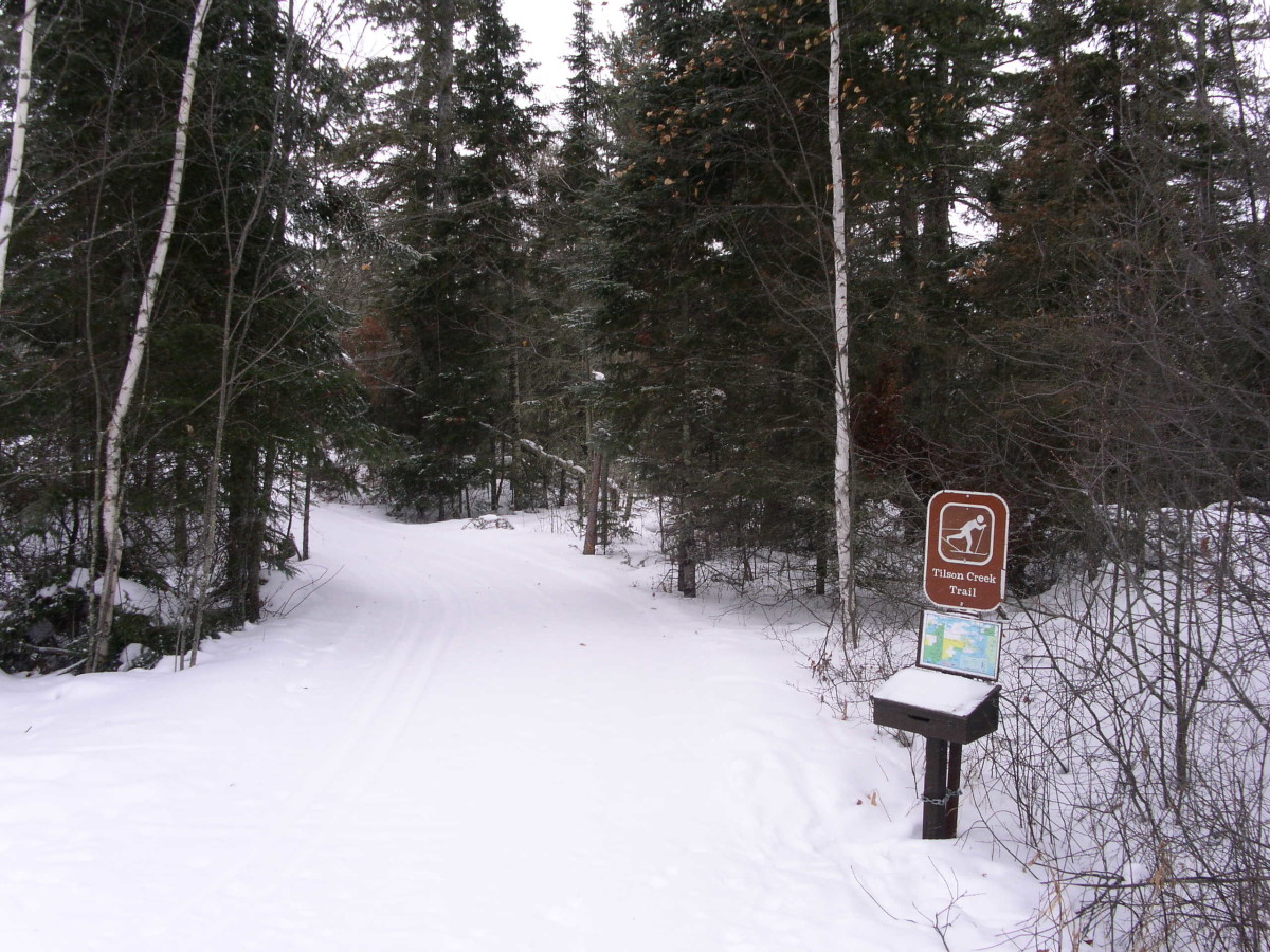 Tilson Bay Ski Trail