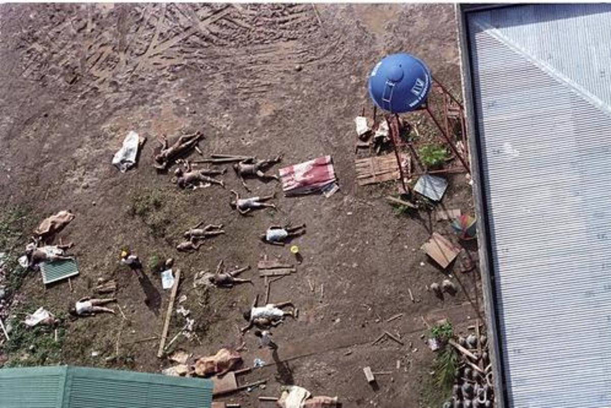 The Ormoc tragedy victims... pix from flickr.