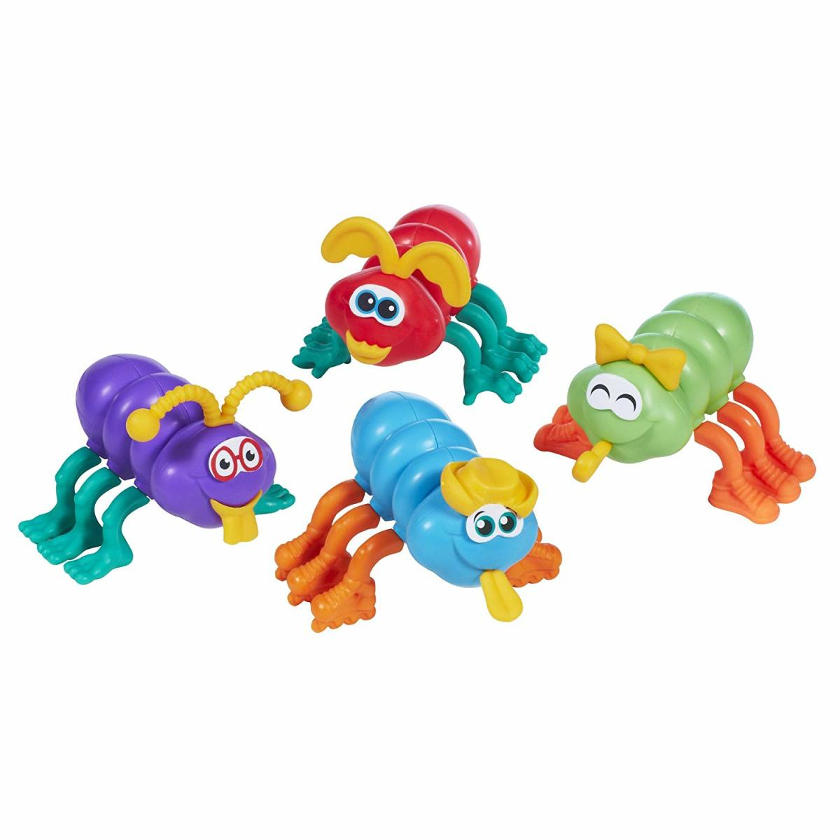 Assembled Cootie bugs