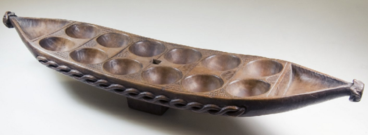Ancient African Game - Mancala