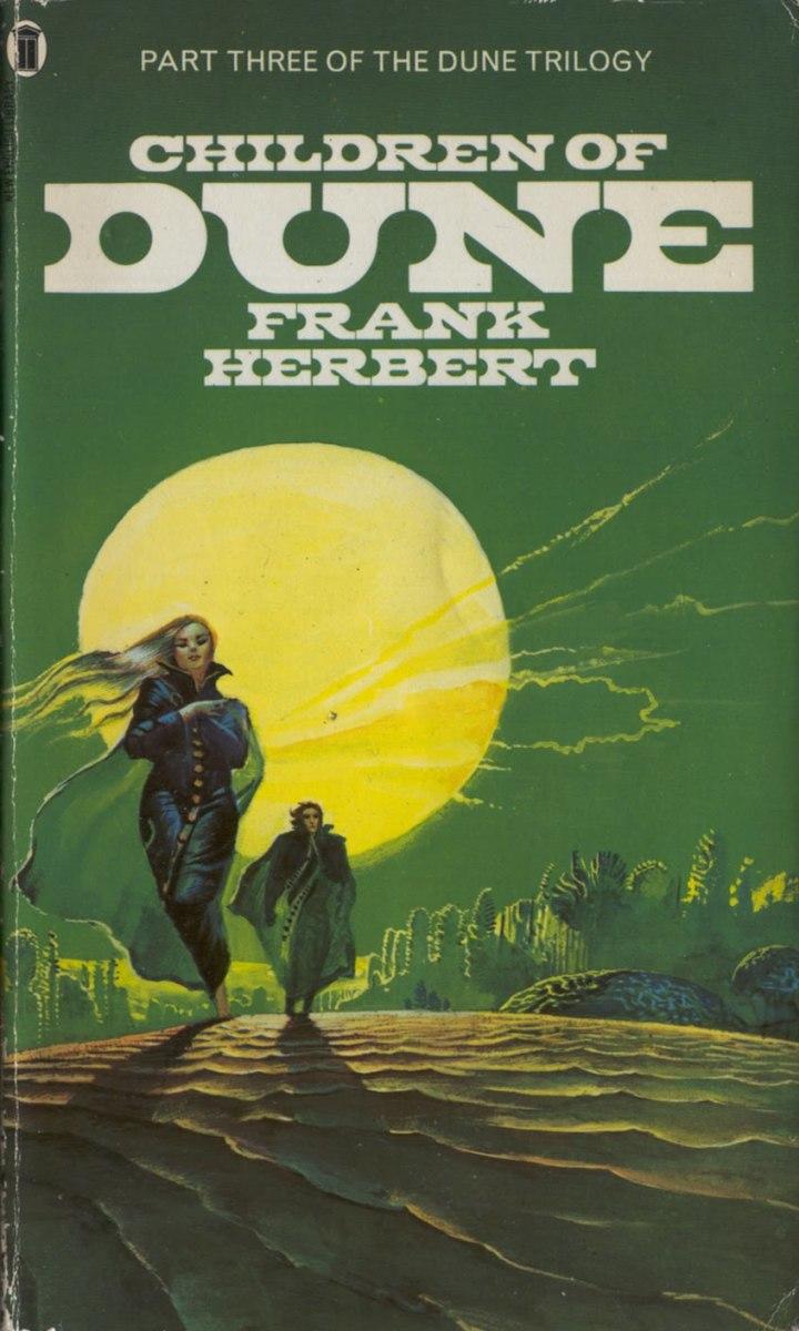 Cover of Children of Dune