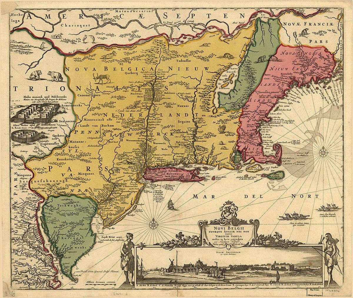 Dutch Colonization of the New world