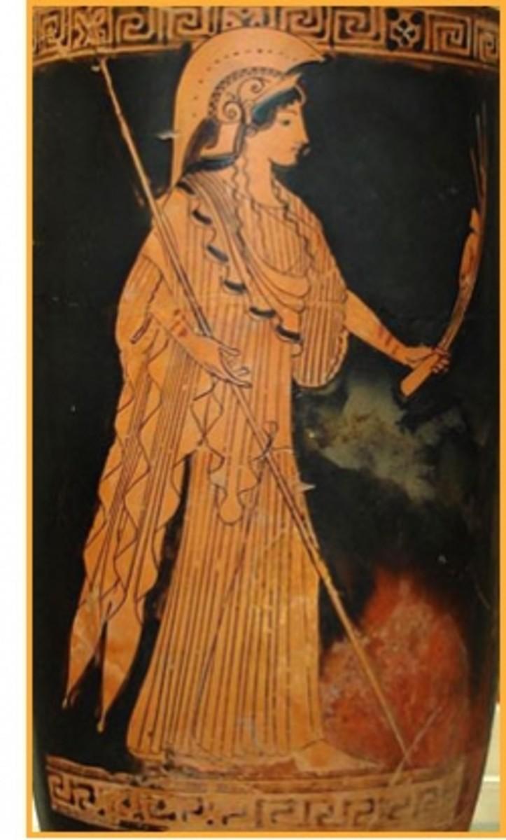 Athena by Brygos Painter