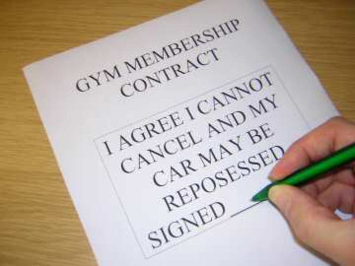 Tips for Negotiating an Early Termination Contract for Common Services like the Gym