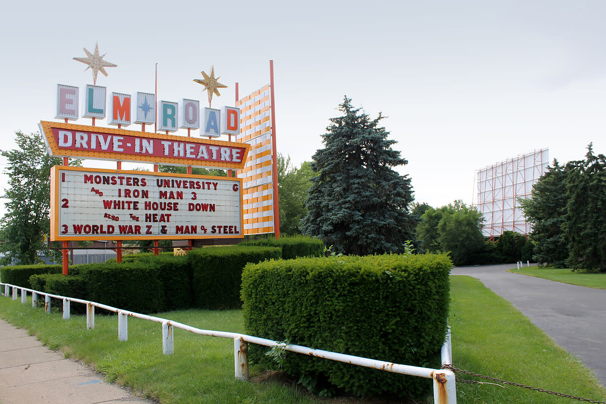 Wisconsin Movie Memories at Old Milwaukee Outdoor Drive-In Theaters