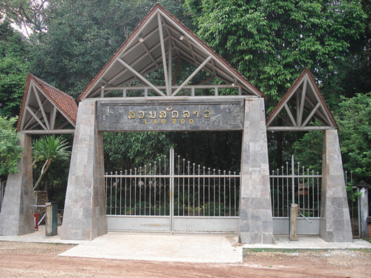 Vientiane Zoo