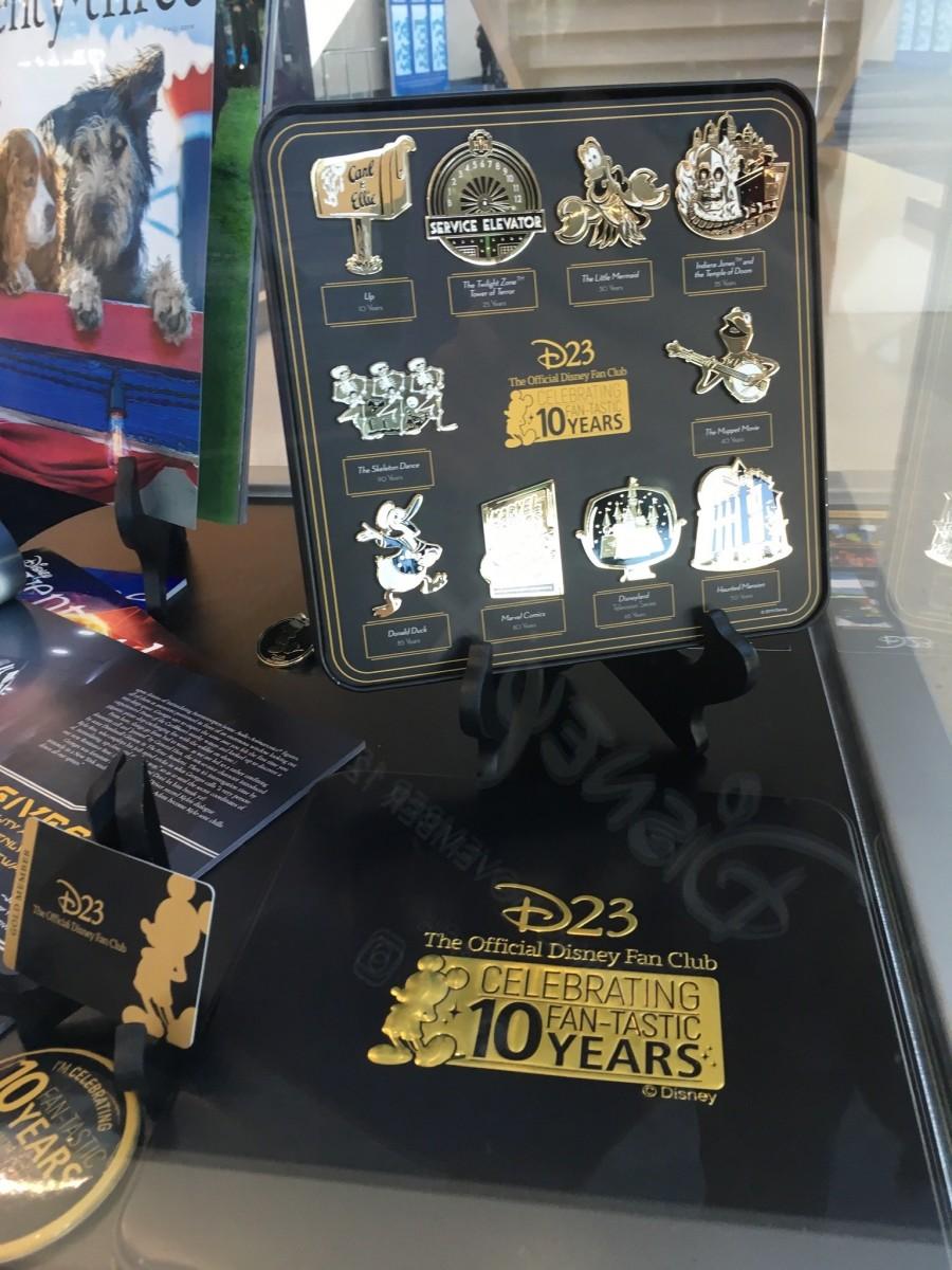 D23 pins
