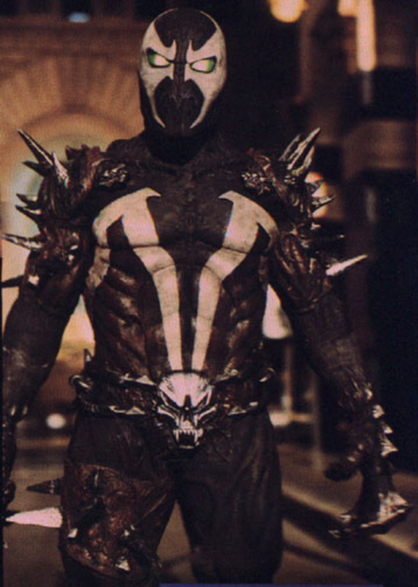 Spawn Movie Review.