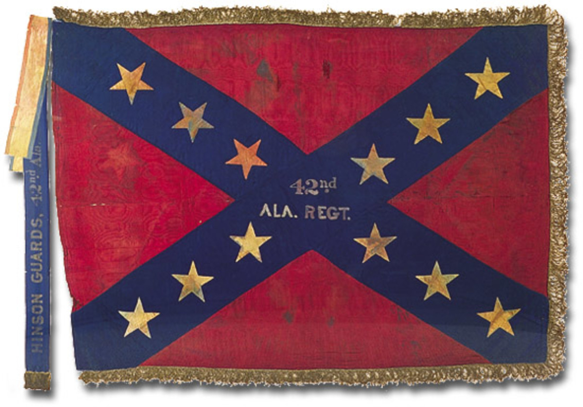42nd Alabama Regimental Colors