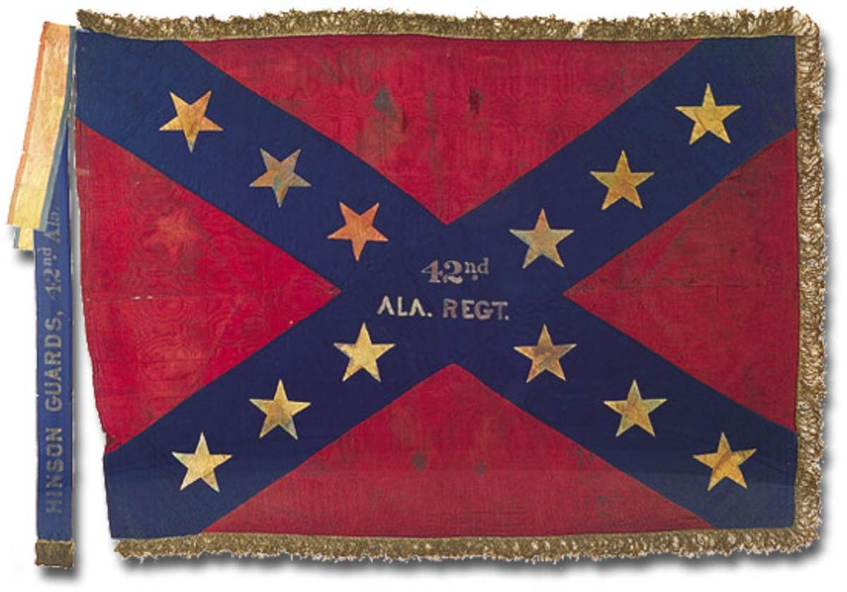 42nd Alabama Regimental Colors