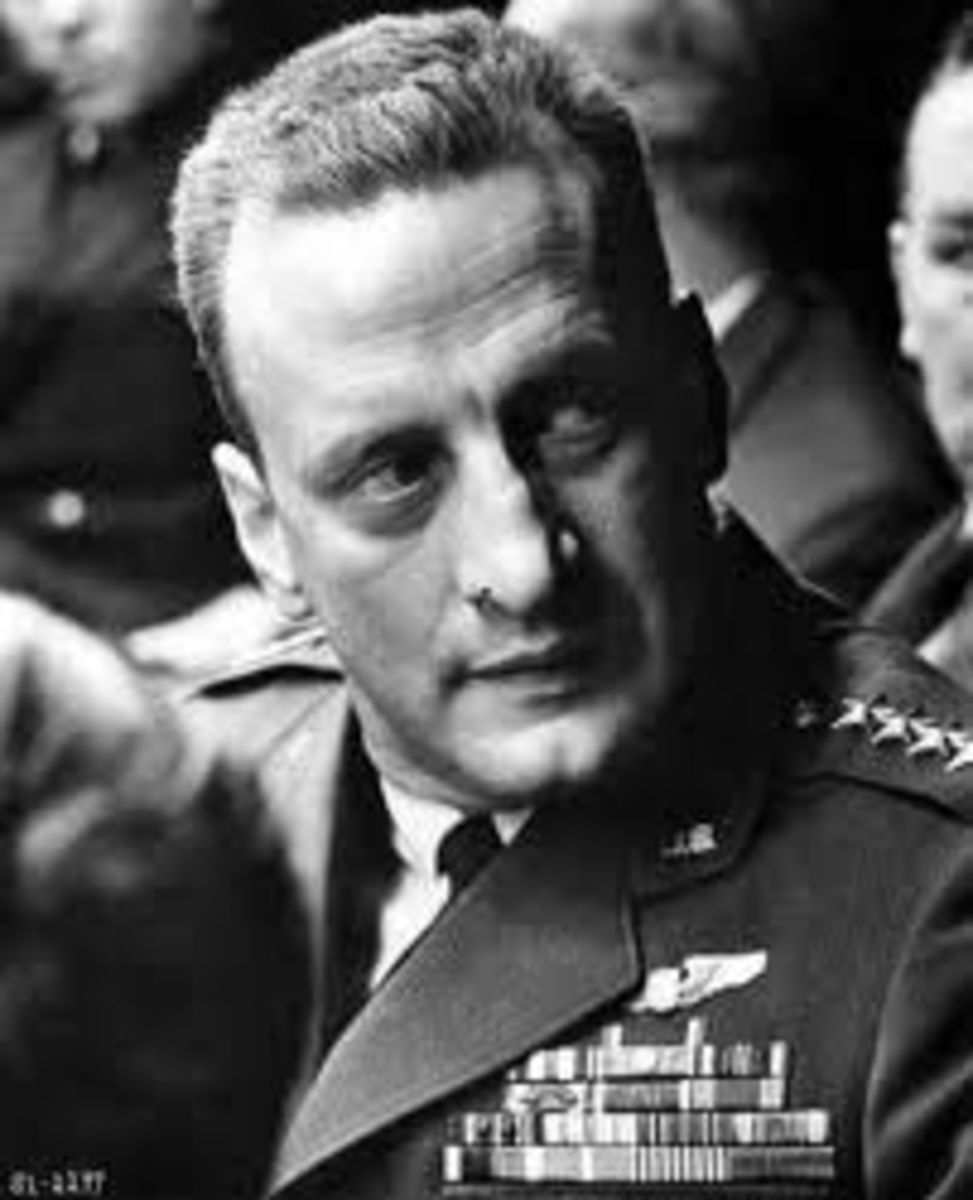 Gen. Buck Turgidson from the movie Dr. Strangelove